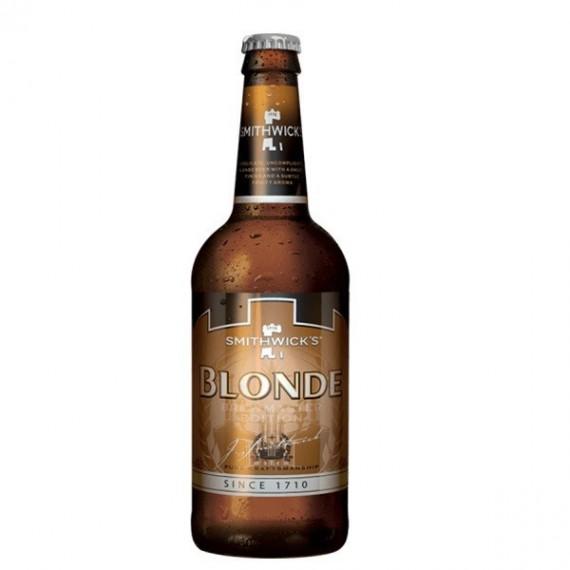Bière blonde - SMITHWICKS BLONDE 0.50L