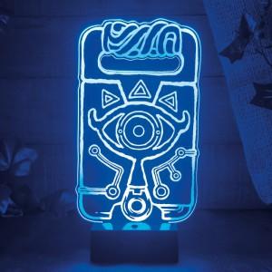 Lampe d'ambiance - Tablette Sheikah - The Legend of Zelda