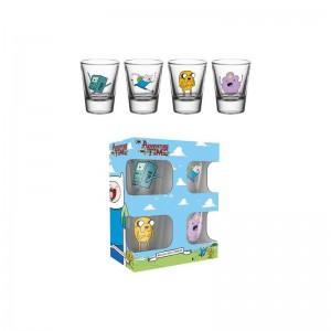 Set 4 shooter Adventure Time