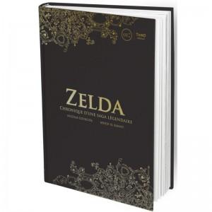 Zelda Chronique d'une saga légendaire