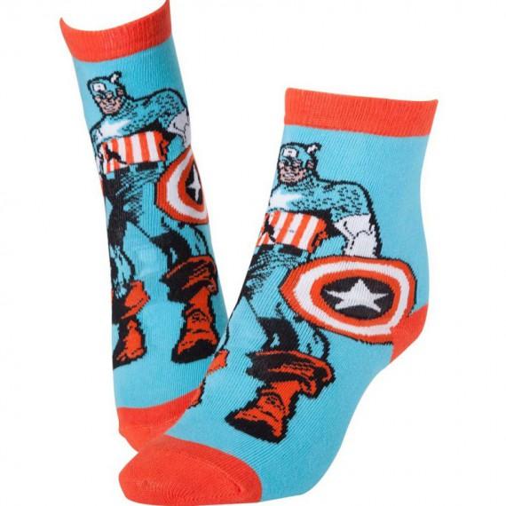 Chaussettes Marvel Captain America (Light)