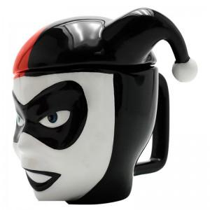 Mug 3D Harley Quinn Comics