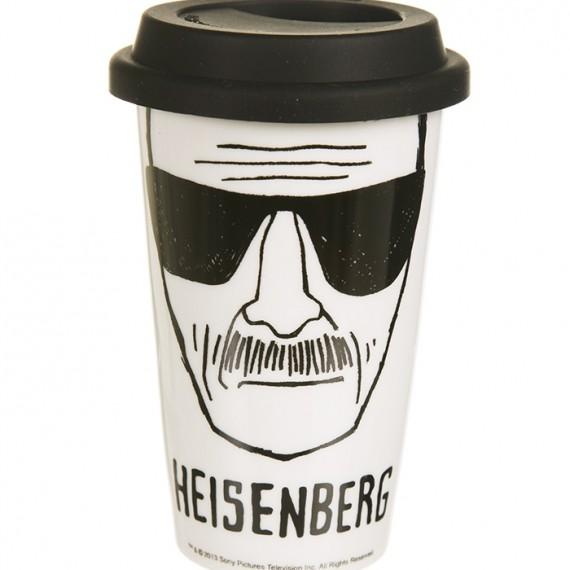 Travel Mug Breaking Bad Heisenberg