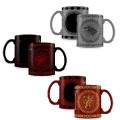 Mug Maisons Game of Thrones Chaud / Froid