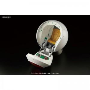 Figurine Dragon Ball - Spacecraft Pod - Saiyan Vegeta