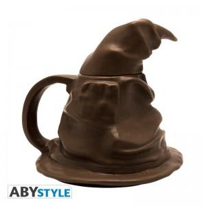Mug 3D Harry Potter - Choixpeau Magique