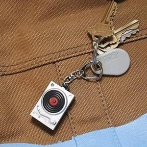 Porte-clés scratch sonore et lumineux
