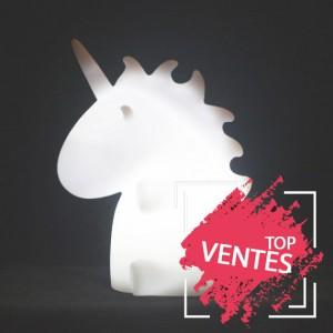 Veilleuse licorne Lampe LED