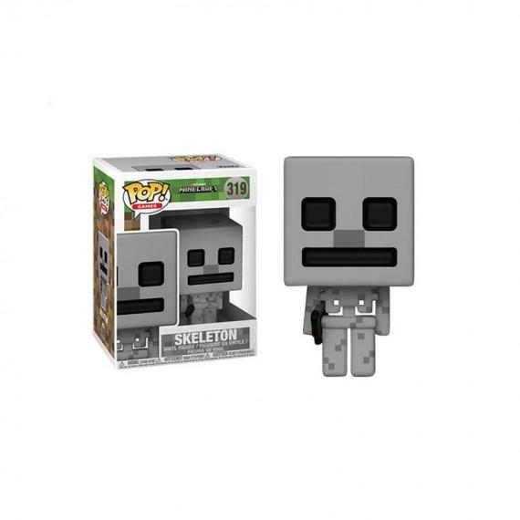 Figurine Minecraft - Skeleton Pop