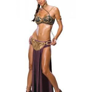 Costume Princesse Léia Esclave Sexy