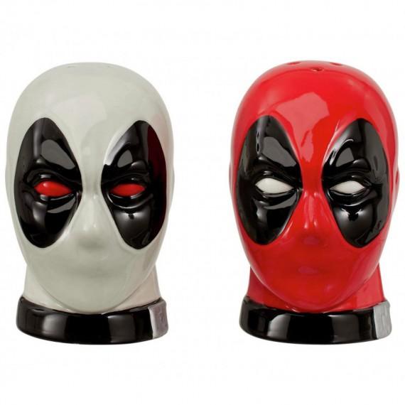 Set salière et poivrière Marvel Deadpool