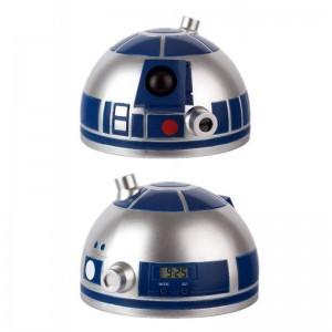 Réveil Projecteur Star Wars Episode VIII R2-D2