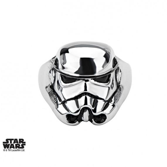 Bague Star Wars Storm Trooper 3D