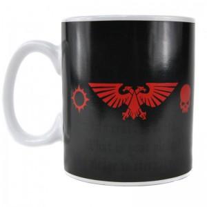 Mug Thermo-réactif - Warhammer