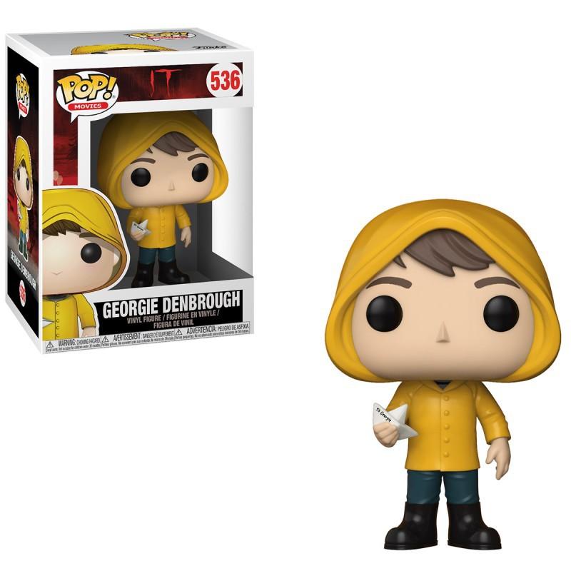 Figurine Pop Ca Georgie Et Son Bateau Commentseruiner