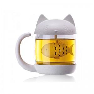 Mug avec Infuseur Cat