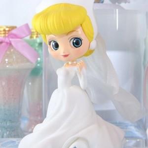 Figurine Q Posket Disney - Cendrillon rêveuse