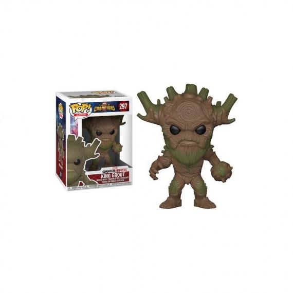 Figurine Pop Marvel Contest of Champions - King Groot