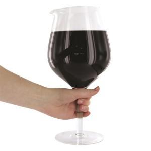 Carafe à vin verre