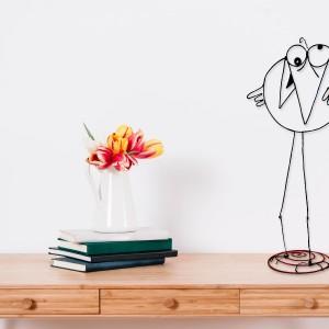 Figurine faite main - Style Shadoks Tadam
