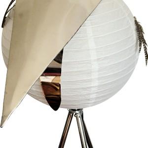 Figurine faite main - Lampe Liseuse Style Shadok