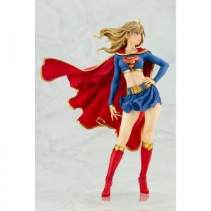 Figurine Street Fighter - Bishoujo Supergirl Return - 1/7 PVC 22cm