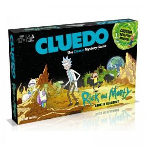 Cluedo - Rick et Morty Back in Blackout