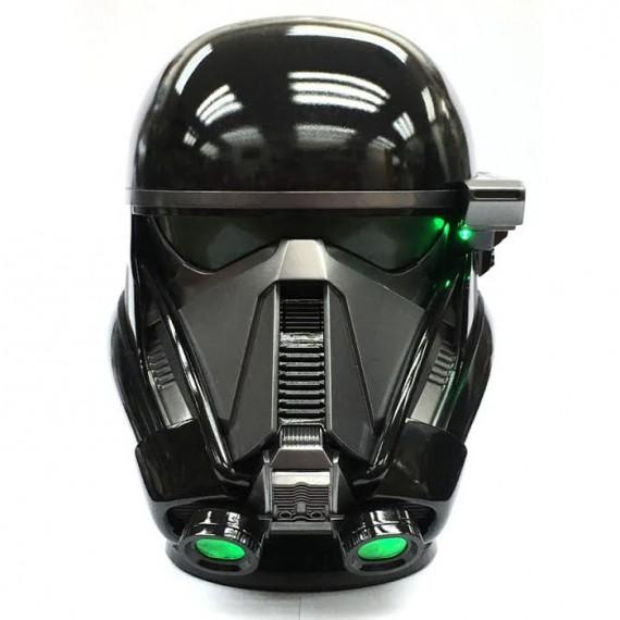 Enceinte casque Star Wars Death Trooper Helmet 1:1 Bluetooth