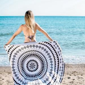 Serviette de plage anti-sable - Venise