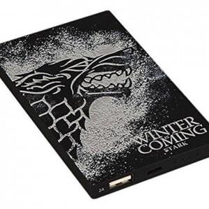 Power Bank Game of Thrones - Stark 4000 mAh