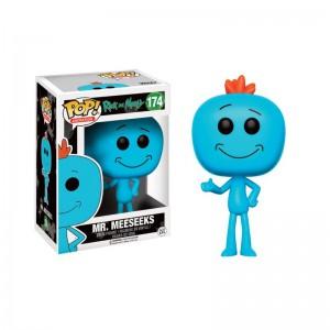 Figurine Pop! Rick & Morty - Mr. Meeseeks