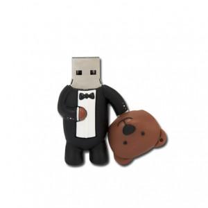 Clé USB Ourson