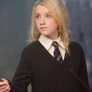 Baguette magique Harry potter - Luna Lovegood