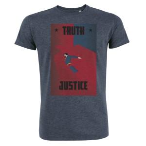 Tshirt DC Comics - Superman Flight
