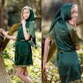 Peignoir en Satin Zelda - Breath of the Wild