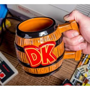 Mug 3D Super Mario Donkey Kong