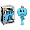 Figurine Pop! Rick & Morty - Mr. Meeseeks avec boîte exclusive