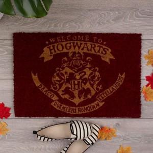 Paillasson Harry Potter - Welcome to Hogwarts (Poudlard)