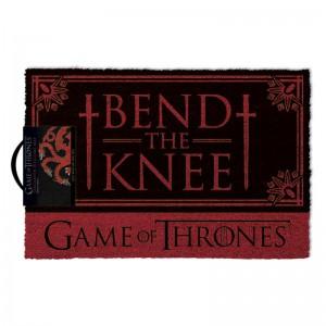 Paillasson Game of Thrones - Bend The Knee - Targaryen