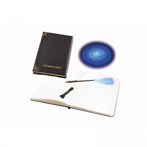 Journal de Tom Jédusor & Baguette Stylo Invisible - Harry Potter