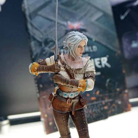 Figurine Witcher 3 - Wild Hunt - Ciri 20cm
