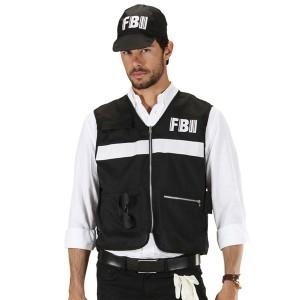 Costume agent du FBI