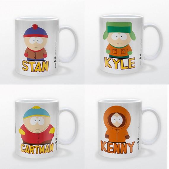Mug South Park Cartman