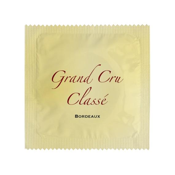 Préservatif - Grand cru classé