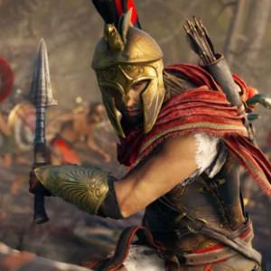 Lame brisée de Léonidas - Assassin's Creed Odyssey