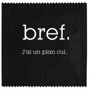 Préservatif Bref - Boîte de 12