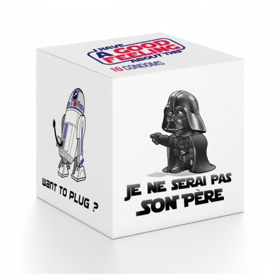 Préservatif SW - Boîte collector de 10
