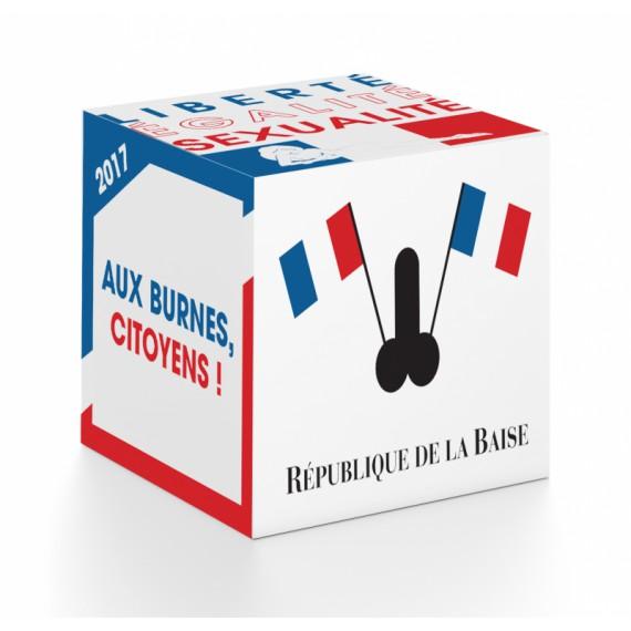 Préservatif - Série présidentielle - Boîte collector de 14