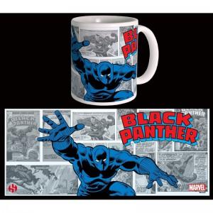 Mug rétro Marvel - Black Panther