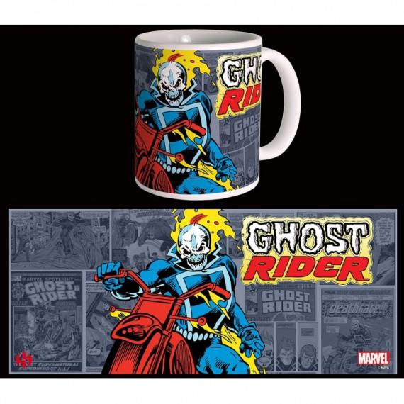 Mug rétro Marvel - Ghost Rider